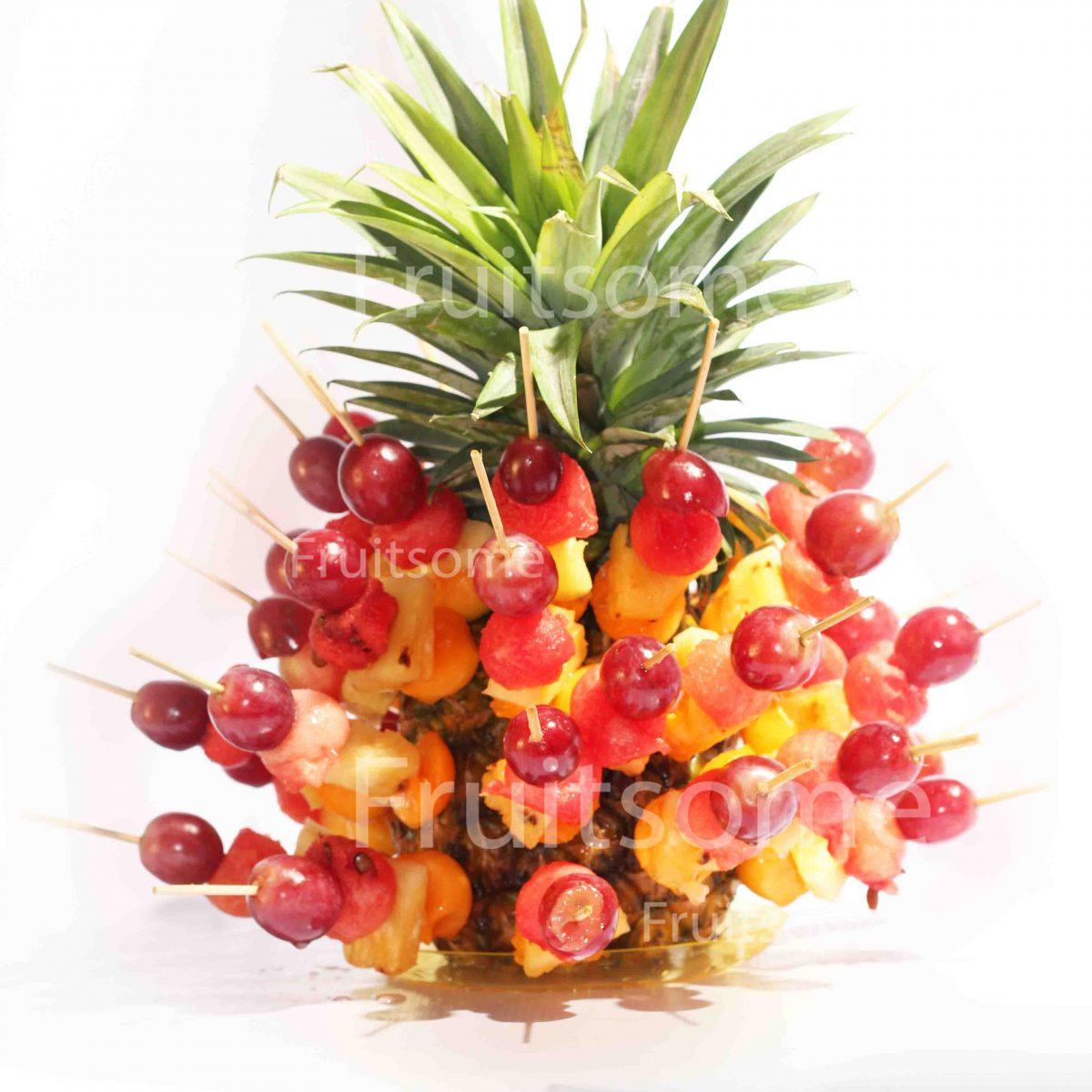 FRUITSOME FRUIT KEBABS TOWER 45 STICKS. N15,000.00
