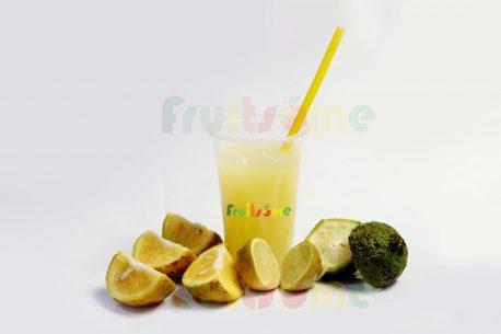 FRUITSOME SHOP CITRUS SPARLKE (CUP OR BOTTLE) 50CL N800.00, 1 LITRE N1,600.00