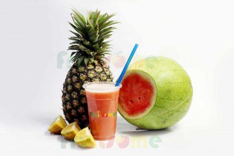 FRUITSOME SHOP TRIPLE MIX (CUP OR BOTTLE) 50CL N750.00, 1LITRE N1,500.00 (2)