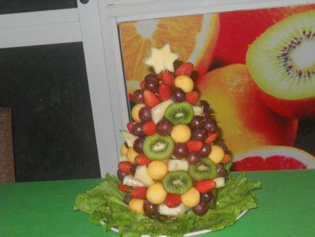 Fruitsome Multi Fruit Tower