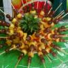 FRUITSOME YUMMY FRUIT KEBAB STICKS 50NOS. N18,000.00