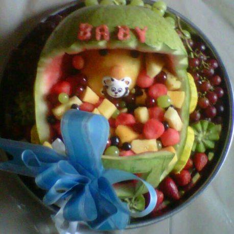 Fruitsome Fruit Platter