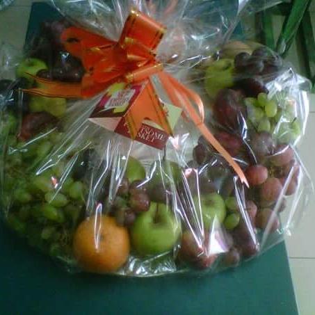 Fruitsome Fruit Rings