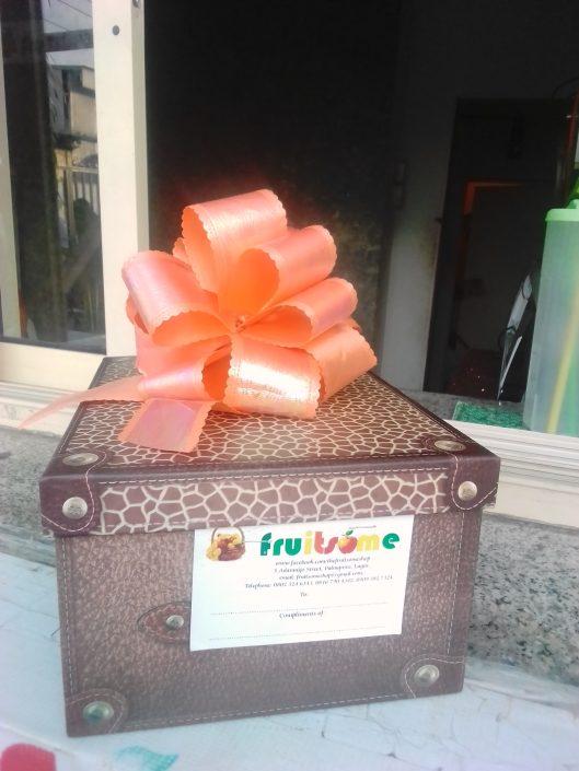 Fruitsome Fruit Boxes