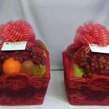 The 2020 Fruitsome Passion Fruit basket