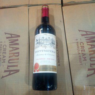 Montmeyrac Red wine (Non Alchoholic)
