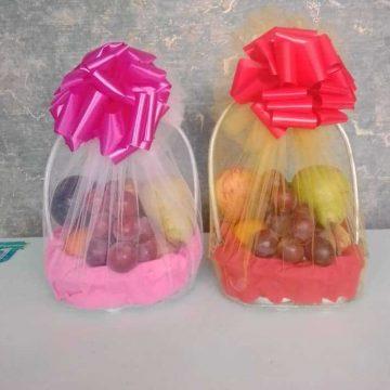 fruitsome dainty mini fruit baskets
