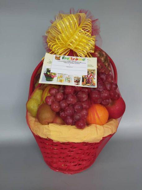 Fruitsome Family Fruit Gift basket