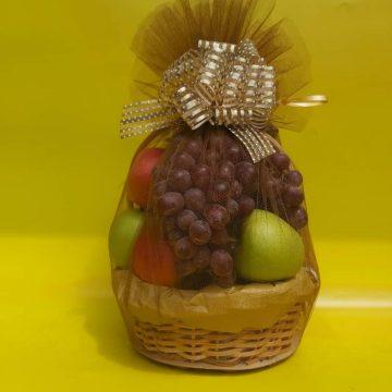 Fruitsome Mini Fruit Gift basket